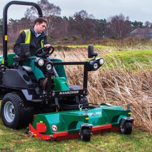 Out-front Flail Mowers