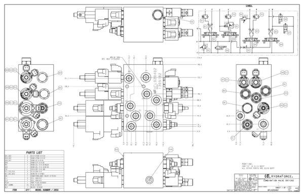 1305172 valve block - professional groundcare & agricultural equipment