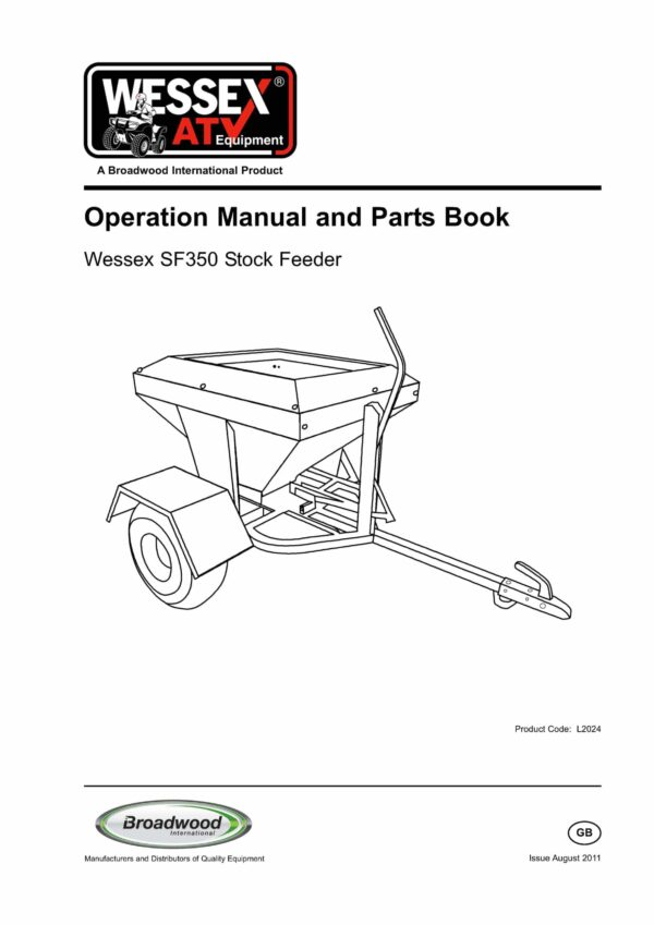 L2024 stock feeder sf350 page 01 scaled - professional groundcare & agricultural equipment