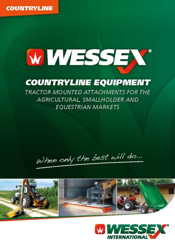 0271 wxi countryline bro 2017 36pp web - professional groundcare & agricultural equipment