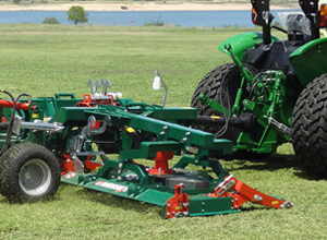 Commercial Mowers & Turf Care Equipment